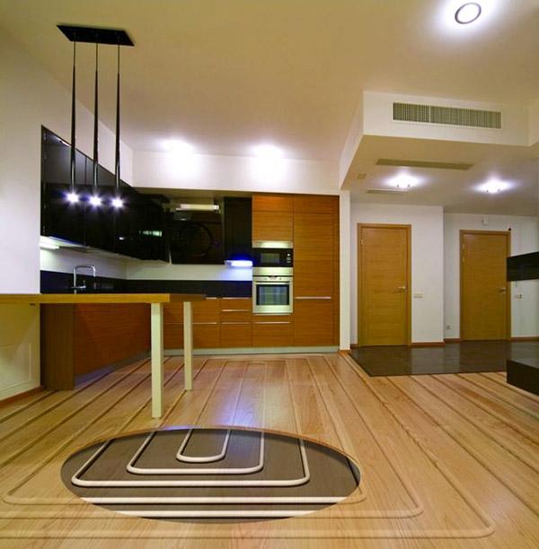专业版   地暖安装施工前需要确认的那些细节
