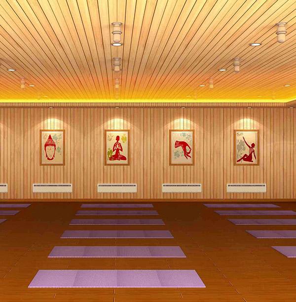 高温瑜伽房安装