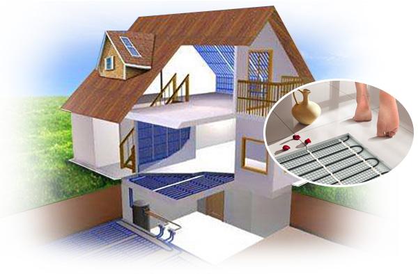 荣燊-绿色地暖系统